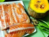 Xương cá hồi nauy tại Hà Nội
